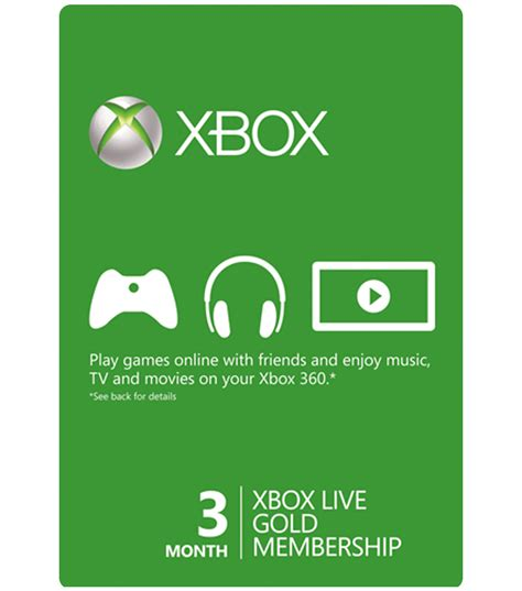 How To Use A Xbox Gift Card - xbox live card 3 month us email delivery mygiftcardsupply