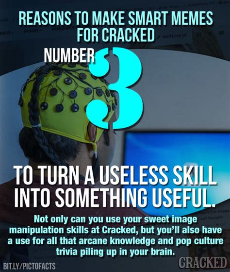 4 Reasons You Chapped And 4 Ways To Stop It by 5 Reasons To Make Smart Memes For Cracked