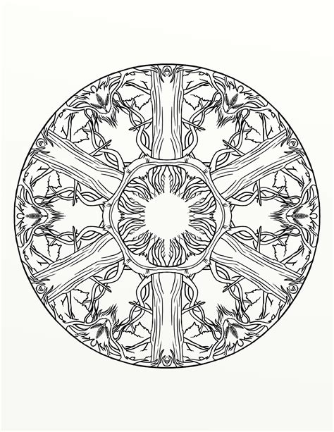 harry potter mandala coloring book harry potter magical creatures mandalas on behance
