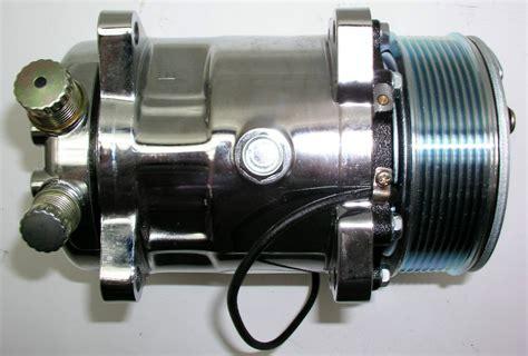 sanden 508 r134a type a c compressor v belt