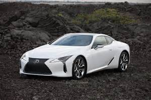 Lexus Coupes Lexus Showcases Stunning Details Of Lc Coupe In New Photos