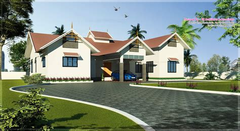 single house designs plans single floor house designs kerala house planner