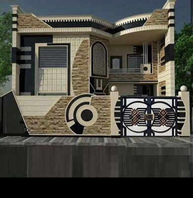 modern house front design ideas exterior wall decoration