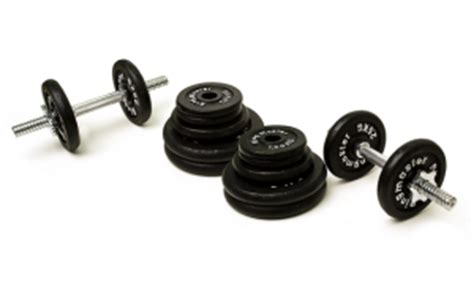Plat Dumbell 5 top weight equipment you need to build at home