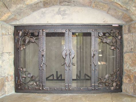 Custom Fireplace Glass Doors by 11 Mistakes To Avoid When Ordering Fireplace Doors Interiorsherpa