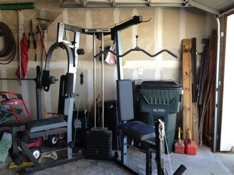 weider pro 3200 espotted