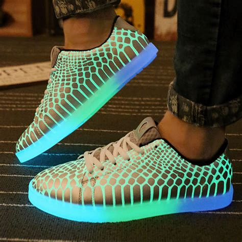 best light up contemporary light up sneakers all about house design