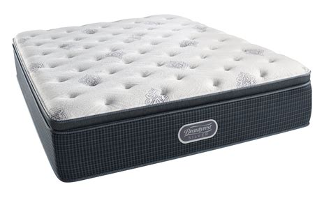 Top Mattress by Beautyrest Silver Whistling Cay Luxury Pillowtop Mattress