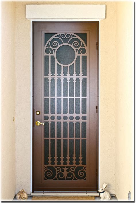 Titan Security Doors by Titan Installation Gallery Sacramento Ca Atoz Screens