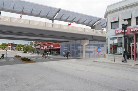 Toyota Dealership Chicago Bryn Mawr Station Rebuild Cta Would Raze Toyota
