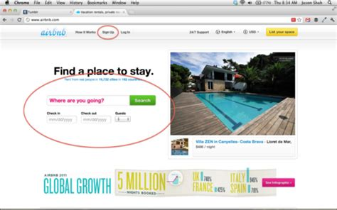airbnb ux airbnb ux wins and losses how the airbnb home jason