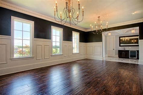 What Is Wainscoting Made Of by What Type Of Wainscoting Is Right For Your Home Explore