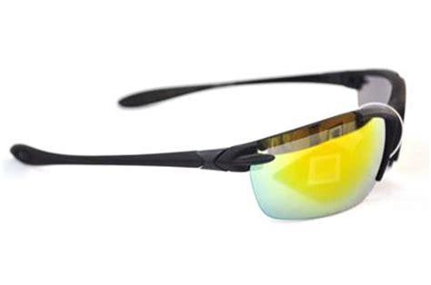 pugs gear sunglasses price pugs gear mv903 mens sport wrap sunglasses uv400 semi rimless frames mirror lens ebay