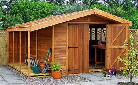 Potting Sheds Plans by Perfect Gardening Garden Shed Ideas For Your House