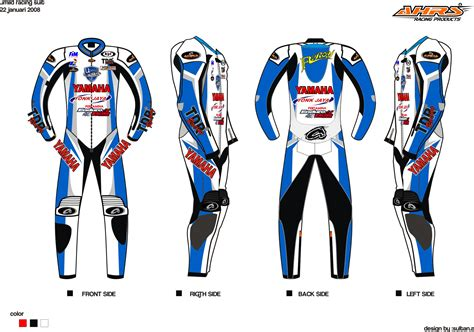 design wearpack racing suit leather shirt by achmadi sultan izznail at