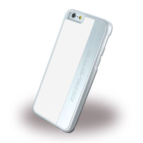 Iphone 6 6s The Xx Hardcase k 248 b corvette cohcp6melb silver brushed aluminium