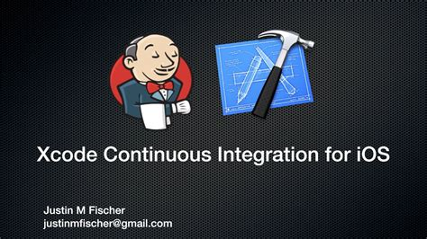 xcode jenkins tutorial xcode continuous integration for ios tutorial jenkins