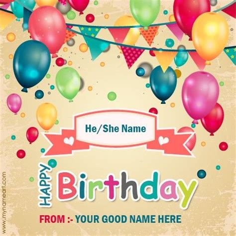create decorated birthday cards free write your name on beautifully decorated birthday