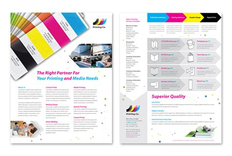 brochure design tutorial design your data sheet printing company datasheet template