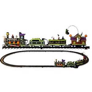 lemax spooky town train set lemax collectible spooky