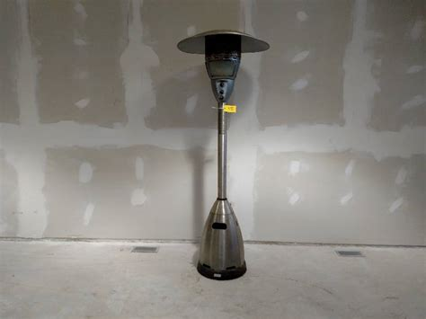 Coleman Patio Heater With Lp Tank Concessions Food Coleman Patio Heater