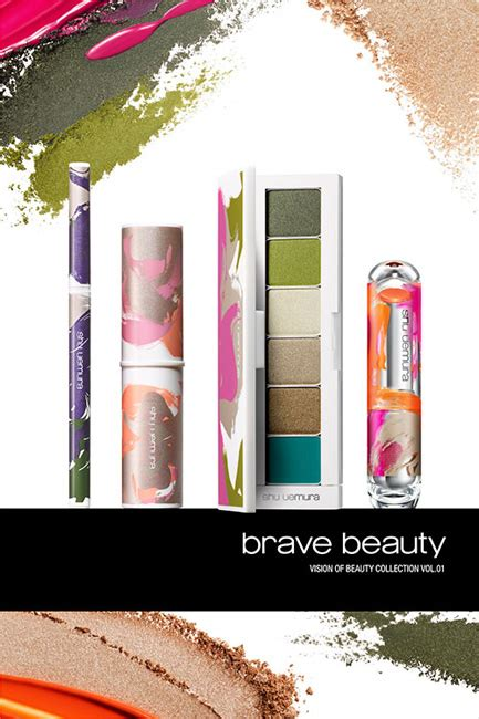 Product Find Shu Uemura Fall Collection shu uemura brave fall 2014 collection