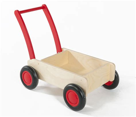 Train Tables With Storage Wooden Push Cart Toddler Brick Truck Child S Wooden