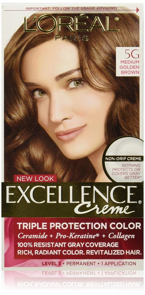 6g hair color l or 233 al excellence cr 233 me permanent hair