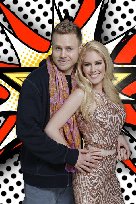 Spencer Pratt Is A Playa by Big January 2017 Cbb 19 Heidi Montag