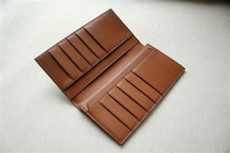 Handmade Leather Wallet Pattern - 17 best ideas about leather wallet pattern on