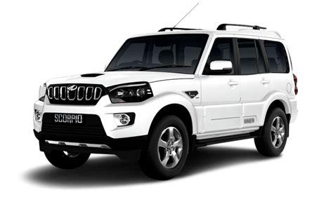 mahindra suv car price mahindra scorpio price in india images mileage features