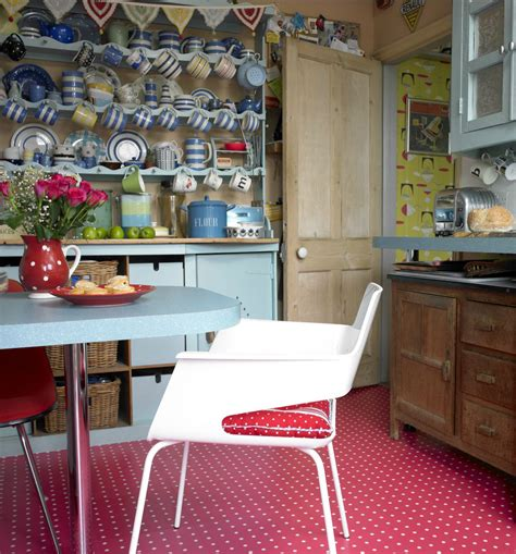 Cath Kidston Kitchen by Banish Boring Flooring With Harvey The Essex Barn
