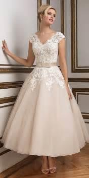 25 best tea length wedding dresses ideas on pinterest