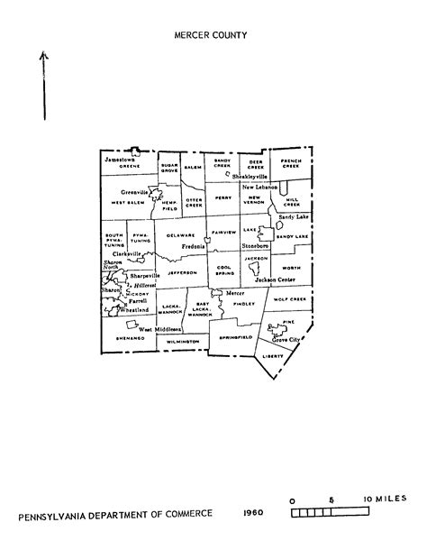 Pennsylvania State Archives Records Pa State Archives Pennsylvania County Municipalities Map