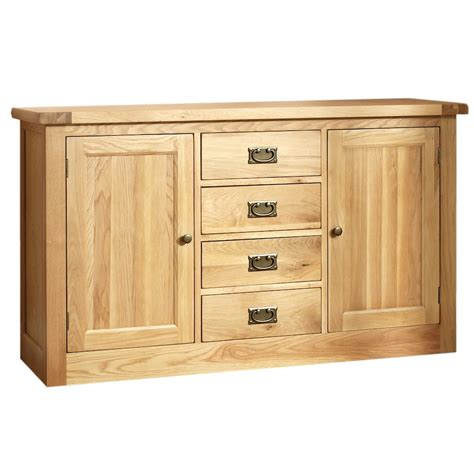 Oak Sideboard Next sleepy valley cambridge solid oak buffet sideboard next day delivery sleepy valley cambridge