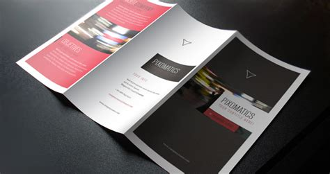 Resume Update by Corporate Tri Fold Brochure Template 2 Brochure