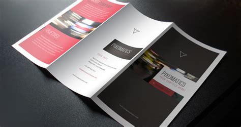 2 fold brochure template free csoforum info