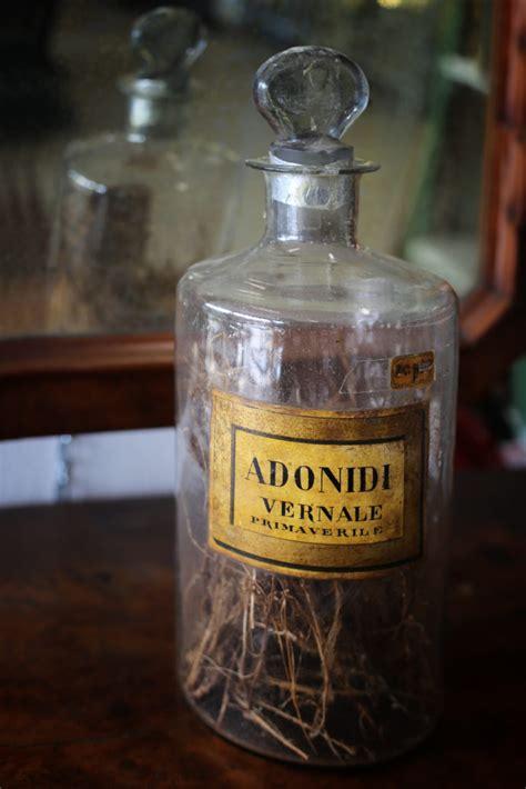 vaso romano antico antico vaso in vetro da farmacia tarabacli parma il