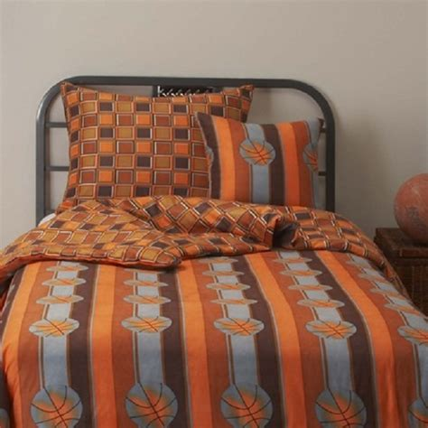 basketball bed set basketball bedding game day bunk bed cap set