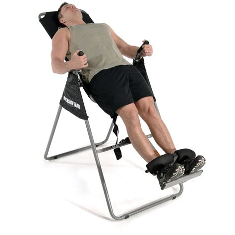 stamina products inversion table stamina 174 gravity inversion therapy table 172682