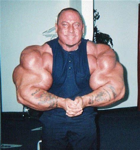 worlds biggest biceps extreme humans creativities secrets gregg
