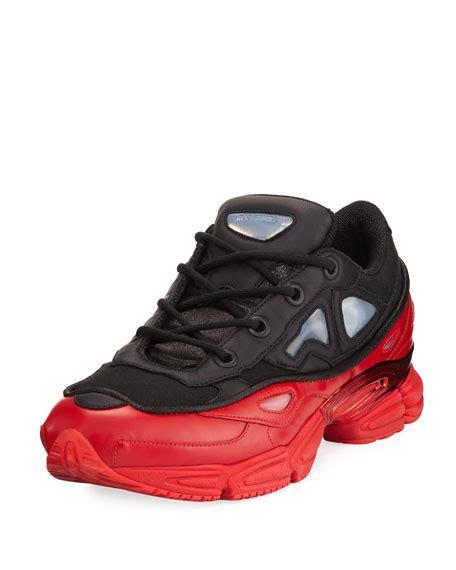 adidas by raf simons s ozweego iii trainer sneaker black neiman