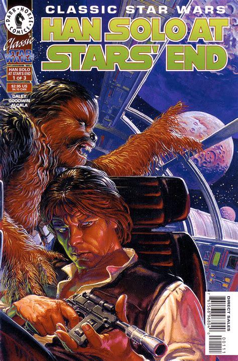 han dislande classic reprint classic star wars han solo at stars end 1 wookieepedia the star wars wiki