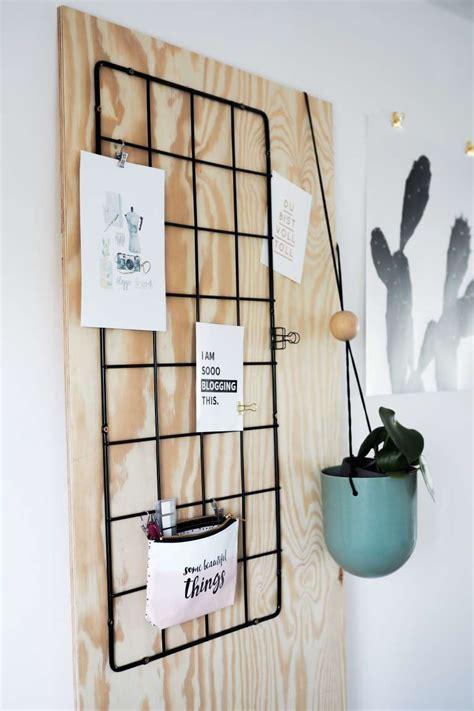 Wand Mit Fotos by Ikea Hack Diy Wand Organizer Paulsvera