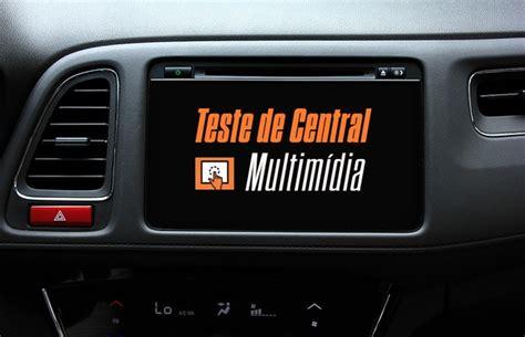 honda hr  teste da central multimidia auto esporte analises