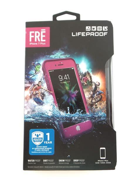 Lifeproof Original Iphone 7 Plus Fre Waterproof Cover Blac lifeproof fre waterproof for apple iphone 7 plus 5 5