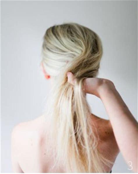 tutorial membuat rambut lurus tutorial rambut sanggul gulung cantik simple dan mudah