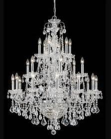 Crystal Wrought Iron Chandelier Buy 6 Lights Wrought Iron Chandelier W Crystal