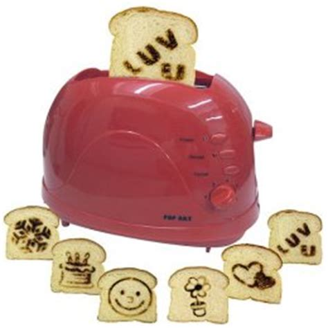 Tostapane Hello by The Pop Toaster I Think I Just Threw Up A