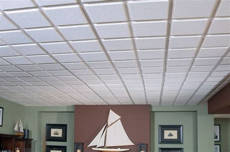 Buy Drop Ceiling Tiles Cascade Homestyle Ceilings Patterned Paintable 2 X 2